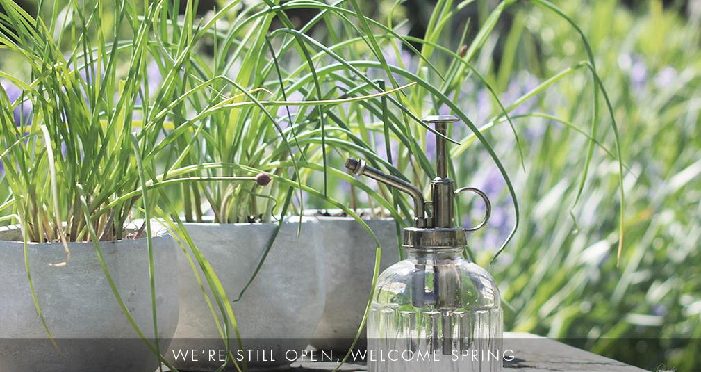 3. Botanical plant mister £12.95